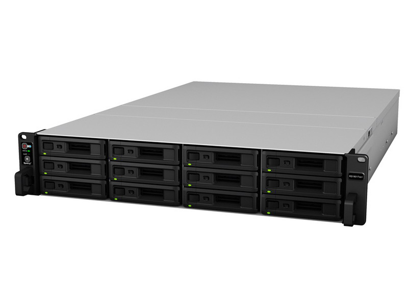 Synology RackStation RS18017xs+ 12 bays