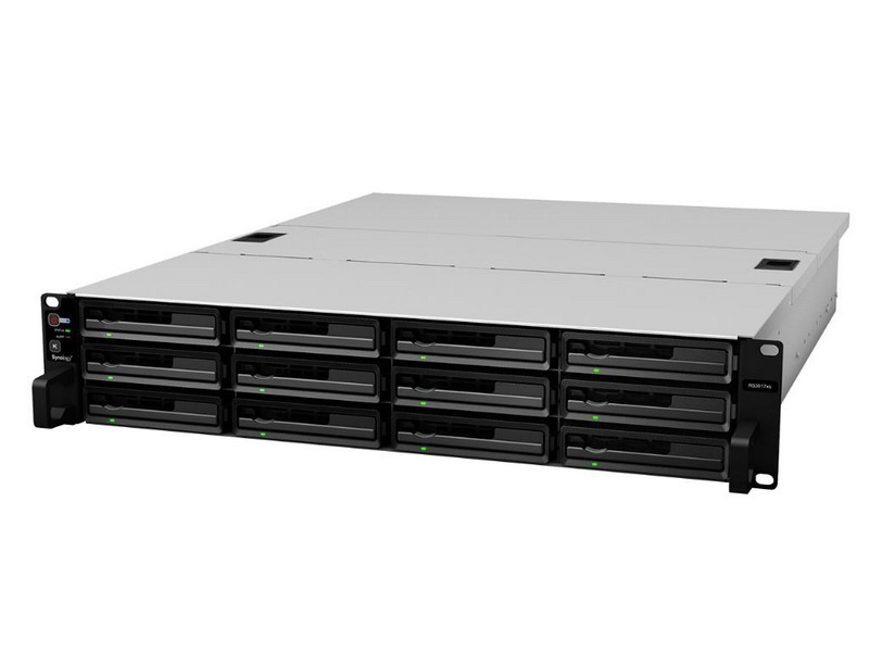 Synology RackStation RS3617xs 12 bays