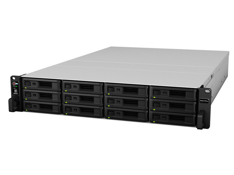 Synology RackStation RS3617RPxs 12 bays