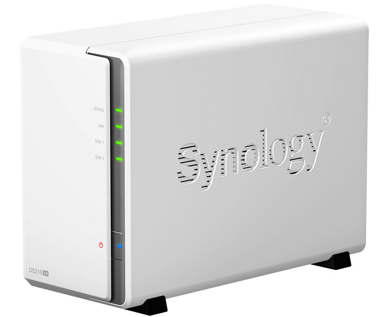 Synology DiskStation DS216se 2 bays