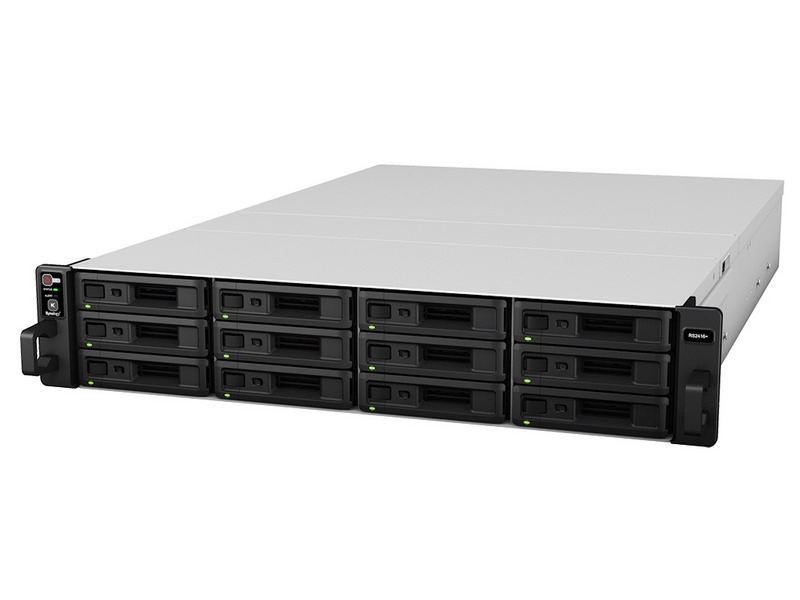 Synology RackStation RS2416+ 12 bays