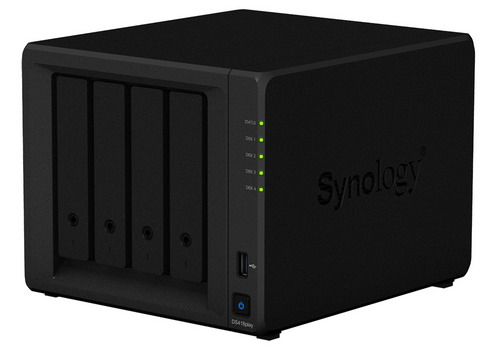 Synology DiskStation DS418play 4 bays